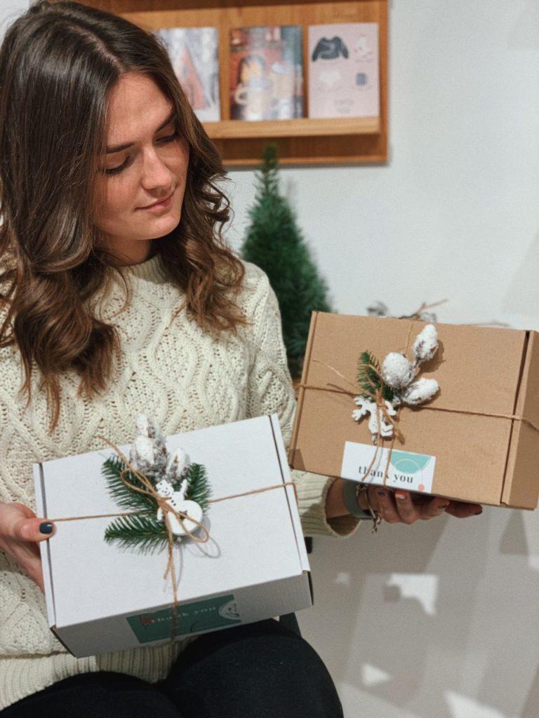 купити подарункові коробки