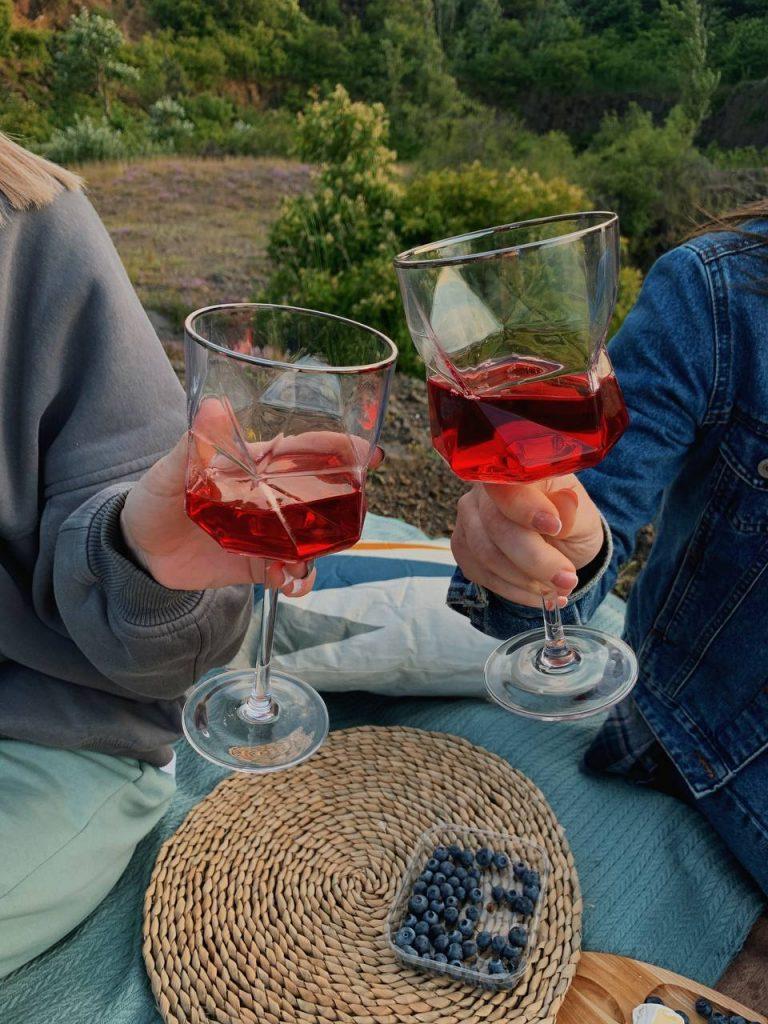 купити неординарні келихи для вина