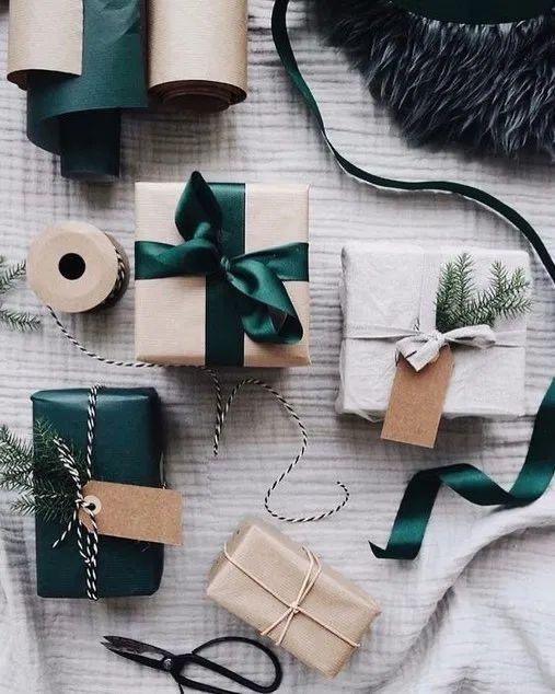 Simple Home Store - Пакуємо новорічні подарунки