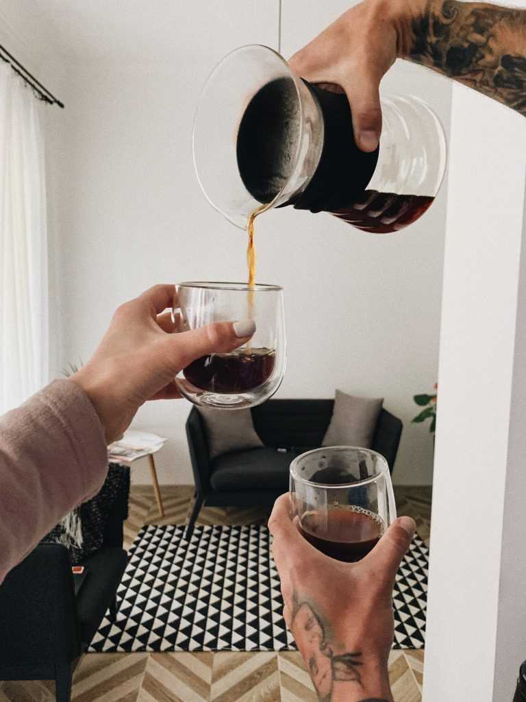 стакан з подвійним дном