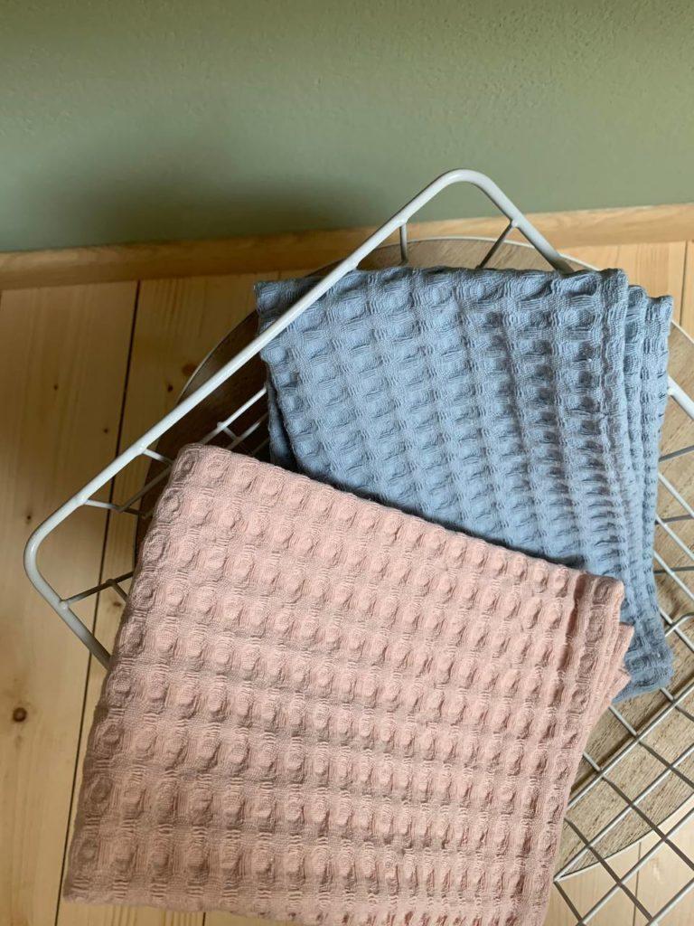 купити кухонні вафельні рушники
