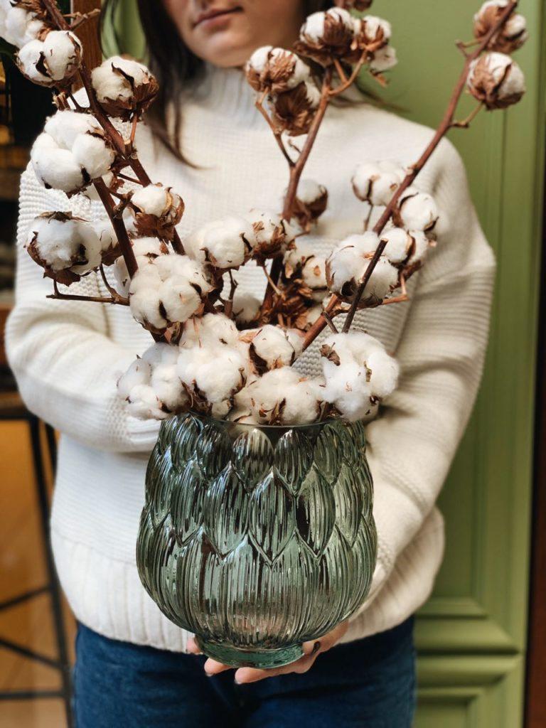 велика ваза для квітів купити