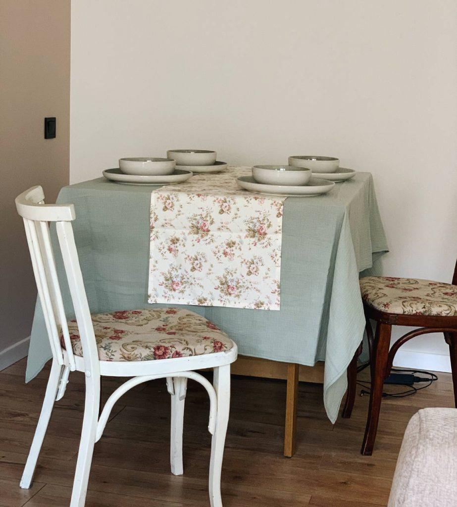 доріжки ранери квіткові на стіл