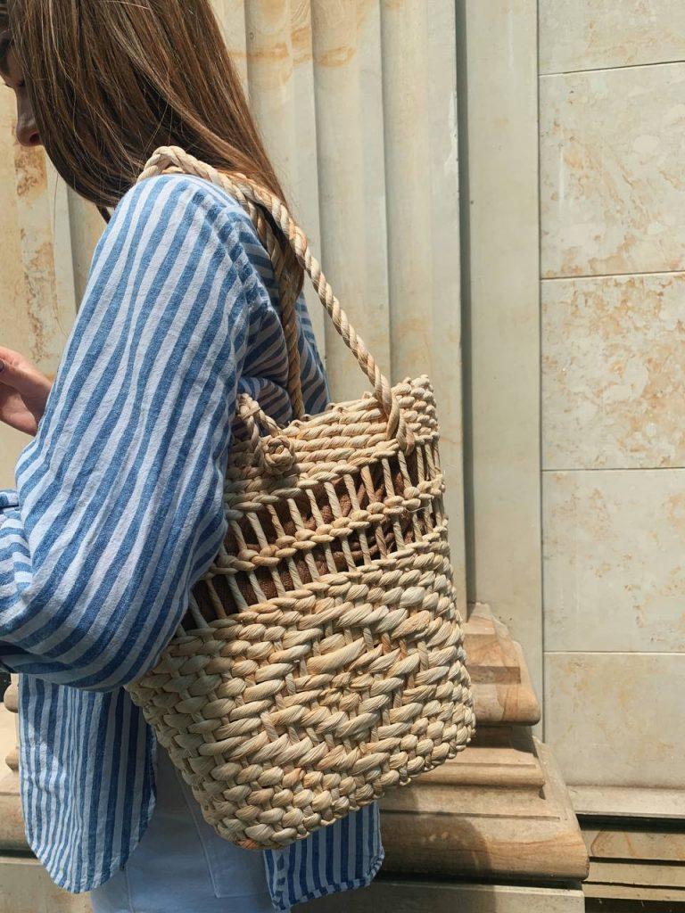 купити плетену сумку