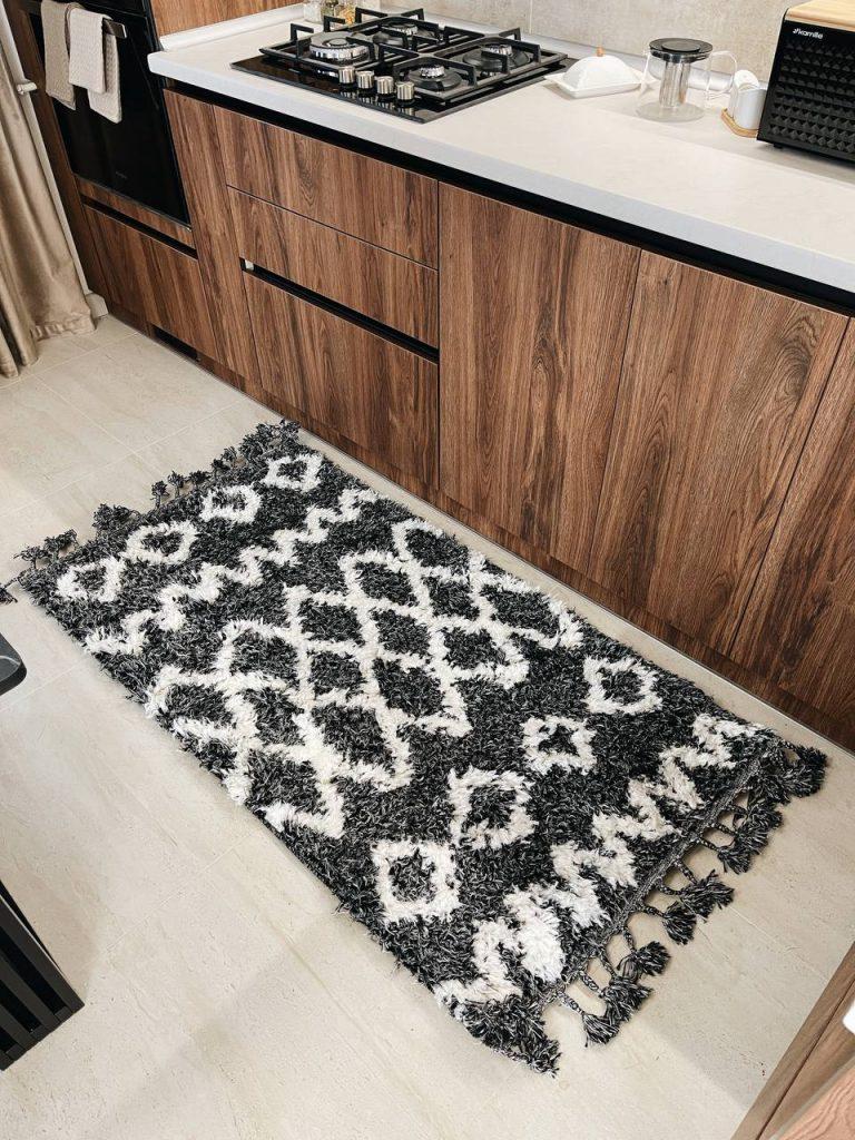 Турецький килим без резинової основи